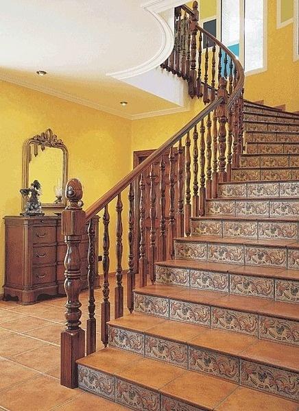 Escaleras Rusticas De Madera Escaleras Rusticas Interiores De - Escaleras-rusticas-de-interior